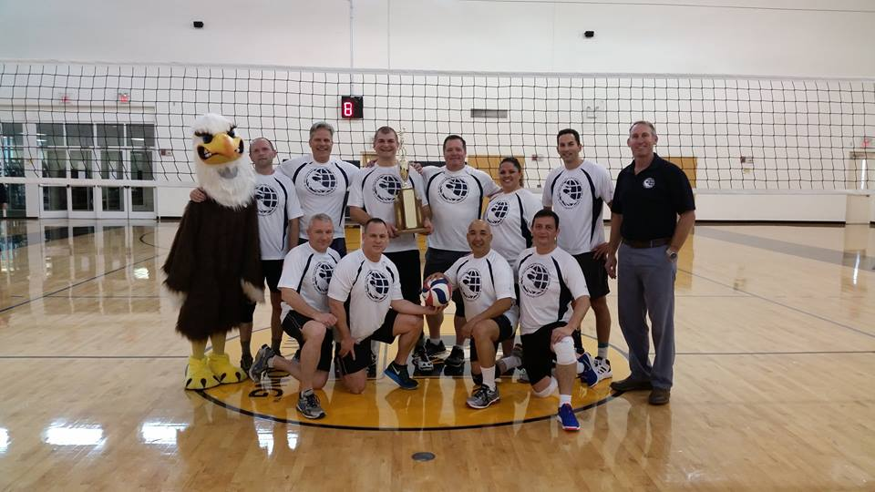 CISA Wins National Defense University Volleyball Championship