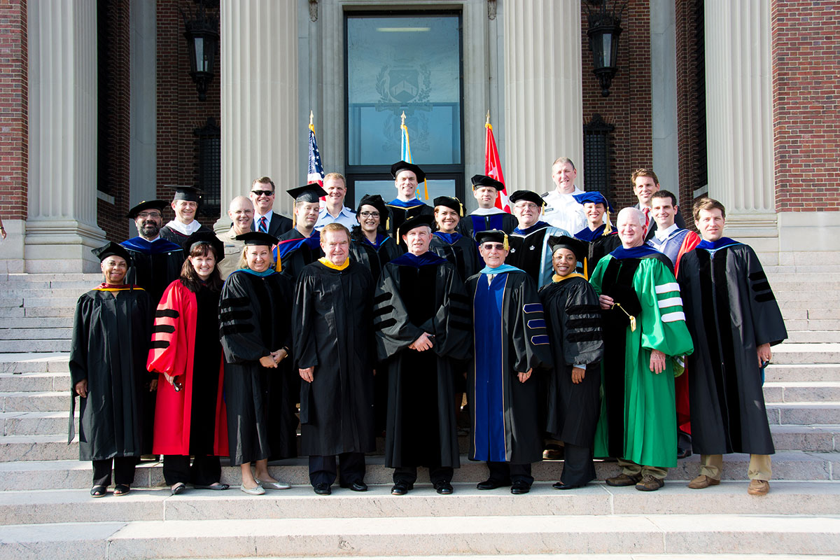 Convocation Photo